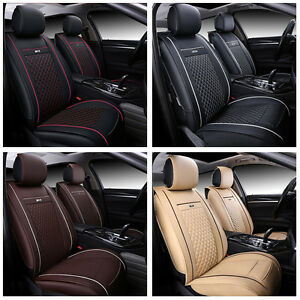 Fits Honda Civic 2010 2016 Model Car Front Rear Seat Covers Chair Cushion Pad