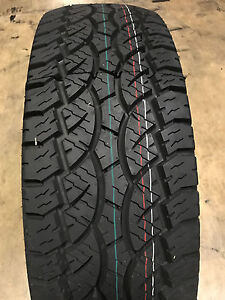 6 New 235 80r17 Centennial Terra Trooper A T Tires 235 80 17 R17 2358017 10 Ply