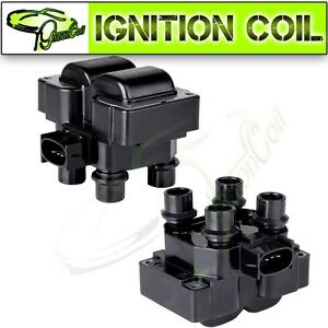 2 Ignition Coil For Ford Ranger 2 3l 2 5l F150 Expedition Lincoln Mercury Fd487
