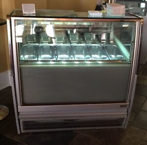 Otl Orion Gelato Or Ice Cream Display Case