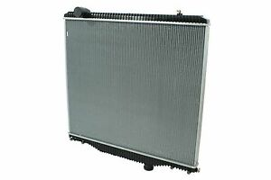 International Navistar Transstar Radiator 2010 2013 Oil Cooler Grill Side