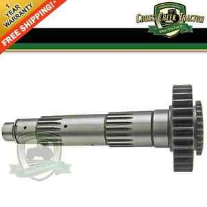 E6nn7111aa New Ford Tractor Counter Shaft 5000 5100 5200 7000 7100 7200