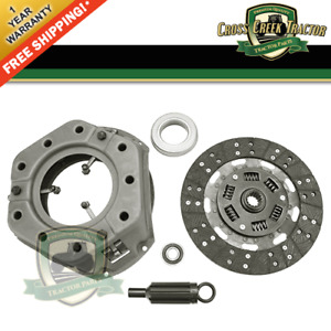 Ckfd03 New Ford Tractor Clutch Kit 501 601 701 801 901 2000 4000 4 Cylinder