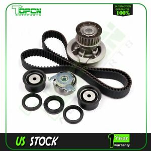 Timing Belt Kit Water Pump For 99 08 Suzuki Forenza Reno Optra Nubira 2 0l Dohc