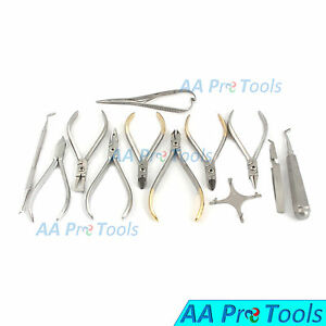 Aa Pro Custom Dental Instruments Set Huge Lot