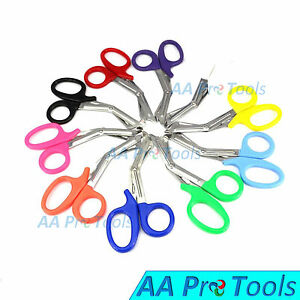 Aa Pro 100 Emt Shears Rescue Paramedic First Aid Nurses Bandage Scissors 7 25