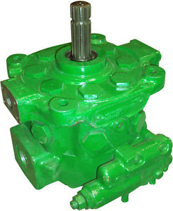 Re33467 Reman Hydraulic Pump For John Deere 8560 8570 8760 8770 8870 Tractors