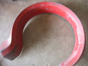 1961 Ford Galaxie Right Hand Tail Light Surround Quarter Panel Extension