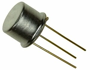 Rca 2n2270 Npn 45 volt 1 amp To 39 Transistor New Lot Quantity 25