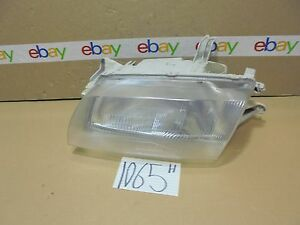 1997 1998 Mazda Protege Driver Side Headlight Used Front Lamp 1065 h