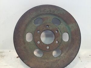 Vintage Cast Iron Wheel Pk694 h John Deere Steampunk Industrial H