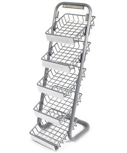 Tray Metal Display Rack grdstd 1