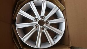 Used 2012 2013 2014 12 13 14 Toyota Camry 17 Factory Oem Wheel Rim 10 Spoke