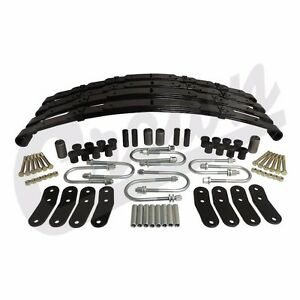 Complete 1 5 Suspension Leaf Spring Lift Kit Fits Jeep Wrangler Yj 1987 1995
