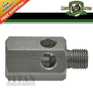 C9nn960a New Ford Tractor Back Pressure Valve 2000 3000 4000 5000 7000