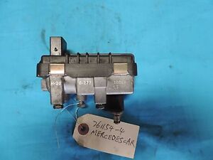Jeep Grand Cherokee Om642 Diesel Gt2056vk Turbo Electronic Wastegate Actuator