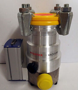 1 New Pfeiffer Tmh 071 P Dn 63 Iso k 3p Turbo Vacuum Pump W tc100 Vacuum