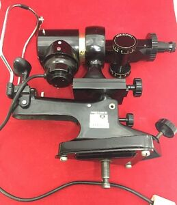 Bausch Lomb Keratometer Ophthalmometer 71 25 35 See Listing