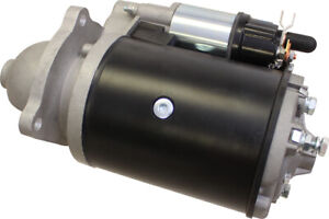 26395 Starter 12 Volt Lucas For Ford New Holland 2000 3000 5000 Tractors