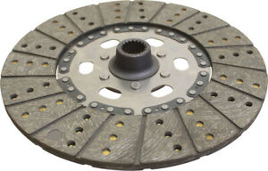 Ar49011 Woven Clutch Disc For John Deere 4320 Tractors
