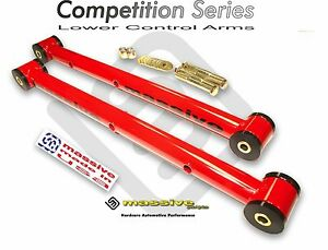 Mss Control Arms Lower Lca 64 72 Gm A Body Chevelle Cutlass Gs 442 Trailing