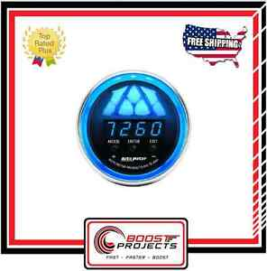 Autometer Level 2 Cobalt Digital Pro Shift Light Gauge 6188