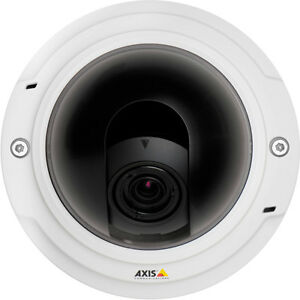 Axis P3354 12mm Lens Tamper Resistant Indoor Fixed Dome Network Camera 0467 001