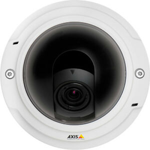 Axis P3354 6mm Lens Tamper Resistant Indoor Fixed Dome Network Camera 0465 001