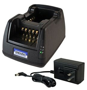 Power Products Dual Slot Rapid Charger For Motorola Apx6000 Apx7000 Apx8000