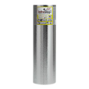 Infrastop 48 X 50 Double Bubble Reflective Foil Insulation
