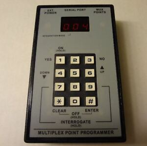 New Bosch Security Systems D5060 Handheld Multiplex Programmer F S h security