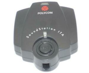 Polycom Soundstation Ita 2201 04935 001 Converts Digital Phone Line To Analog Ph