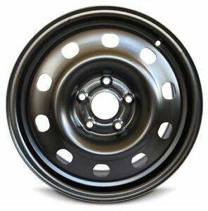 Road Ready Dodge Caravan 2014 2018 Journey 13 17 New Steel Wheel Rim 17x6 5 Inch