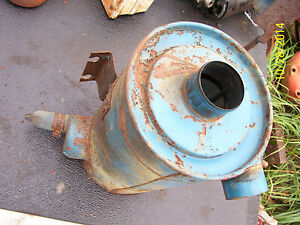 Vintage Ford 3000 Tractor air Cleaner Housing 1966