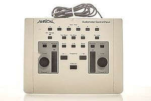 Madsen Aurical 2c acp 2 Channel Audiometer Control Panel With Warranty
