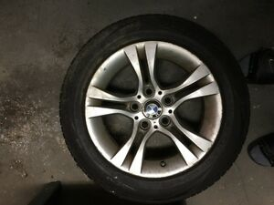 Bmw 3 Series Rim And Tire