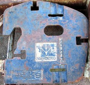 New Holland 45kg 99lbs Tractor Weight
