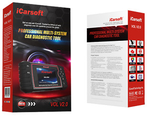 Icarsoft Vol V2 0 For Volvo Saab Diagnostic Reader Auto Scan Tool