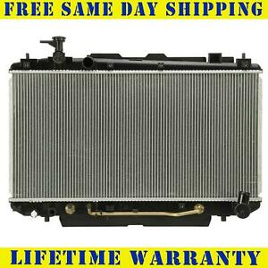 Radiator For Toyota Fits Rav4 2 0 2 4 L4 4cyl 2403