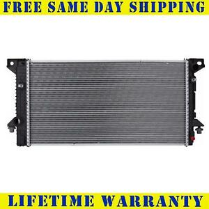 Radiator For 2011 2017 Ford F150 Expedtion V6 3 5l 3 7l W Hd Cooling