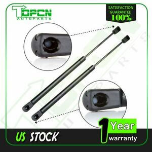 2 Truck Camper Top Rear Window Lift Supports Shocks Struts C16 08941c C1608941c