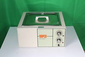 Napco Model 202 Laboratory Water Bath Unit Excellent Working