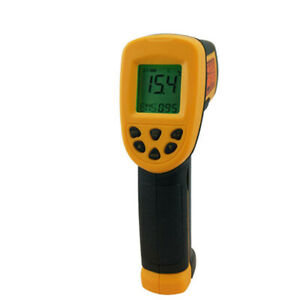 Infrared Thermometer Digital Smart Sensor As862a 50 900 58 1652