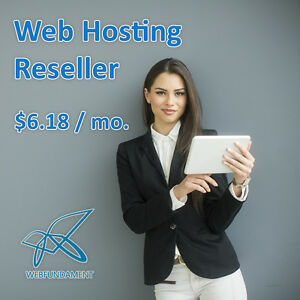 Reseller Web Hosting For Just 9 77 mo From Webfundament com