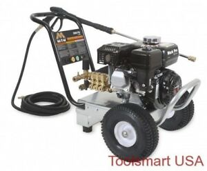Mi t m Work Pro Series Pressure Washer 3200psi 2 4 Gpm 196cc Wp 3200 0mhb