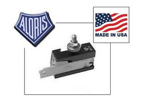 Aloris Axa 77 Cut Off Grooving Holder Usa