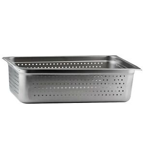 Full Size Perforated Steam Table Pan 6