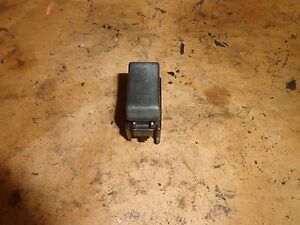 Toyota Supra Mk3 1990 92 Passenger Power Window Switch Oem
