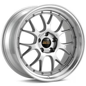 Bbs Lm r Silver With Polished Lip 19x8 5 32 5x120