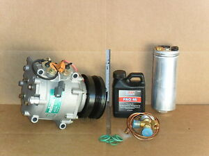New Ac Compressor Kit 1994 2000 Honda Civic 1997 2001 Honda Crv